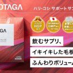 プロタガ(PROTAGA)口コミ・効果!薄毛抜け毛対策育毛サプリ!